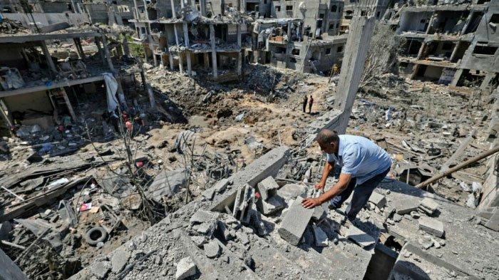 'Israel Membom Segalanya' Curhat Keluarga di Beit Hanoun, Saat Israel Serang Palestina Tanpa Henti