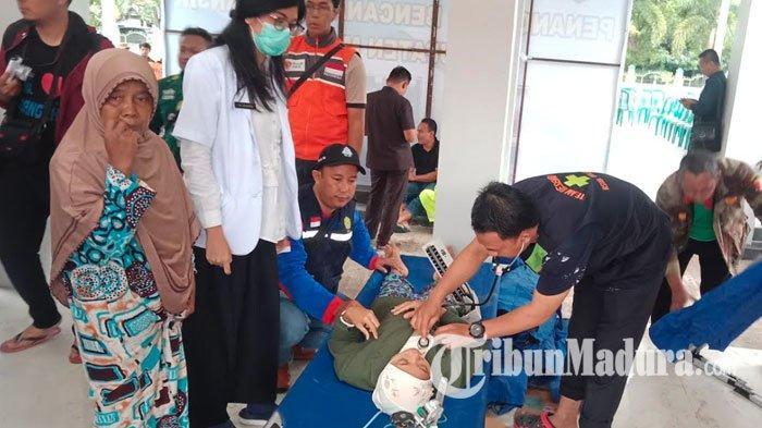 VIDEO: Banjir Rendam Kabupaten Madiun, Tinggi Air Mencapai Dada Orang Dewasa