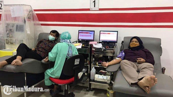 PSBB di Malang Raya Tak Mengganggu Proses Donor Darah, PMI Kota Malang Beberkan Data