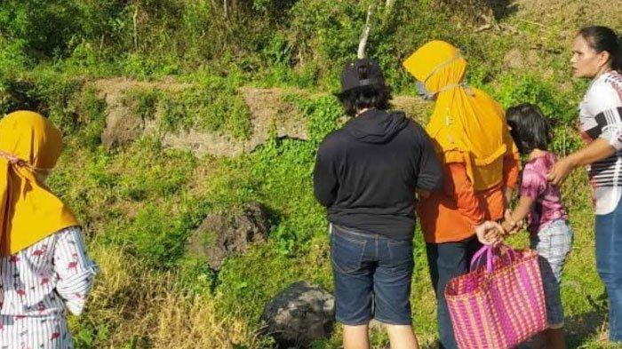 Jenazah Wanita Ditemukan di Sungai Pacet Mojokerto, Diduga Korban Kecelakaan, Begini Kondisinya
