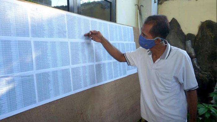 Daftar Penerima Bantuan Terdampak Covid-19 di Surabaya Dapat Dicek di Kantor Kecamatan dan Kelurahan