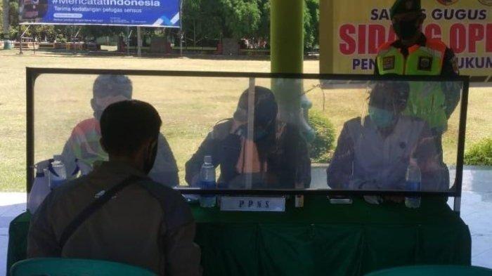 Operasi Yustisi di Bondowoso Berhasil Jaring 500 Warga yang Tidak Terapkan Protokol Kesehatan