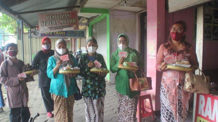 Warga Yogyakarta Kirimkan Makanan Tradisional Khas 5 Wilayah di DIY untuk Gubernur Ganjar Pranowo