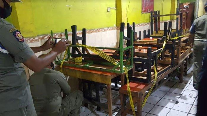 Sanksi Tempat Usaha Hiburan Surabaya yang Nekat Buka di Atas Jam 20.00 WIB saat Malam Tahun Baru