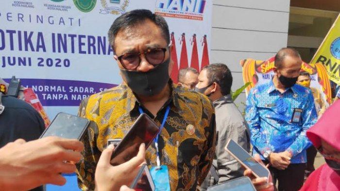 Anak Muda di Kota Malang Rentan Terpapar Virus Corona, Kampanye Disiplin Memakai Masker Makin Gencar