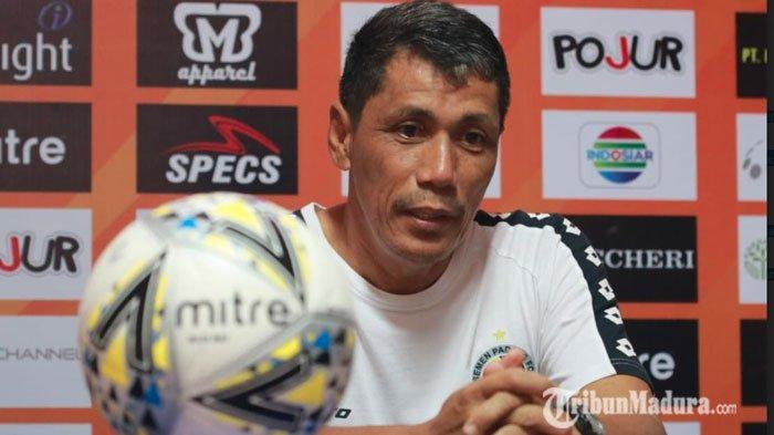 Bertandang Lawan Madura United, Pelatih Semen Padang Bertekad Menangkan Laga, Manfaatkan Momen