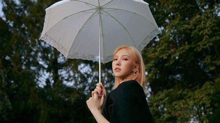 Jatuh dari Tanggahingga Patah Tulang,Wendy Red Velvet Masih Belum Bisa Mengunyah di Rumah Sakit