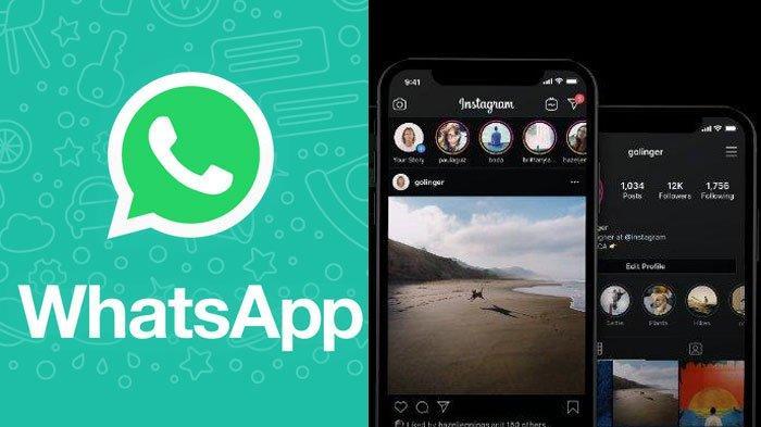 Cara Mengunci Chat WhatsApp dan Trik Hemat Baterai Via Dark Mode WhatsApp, Facebook dan Instagram