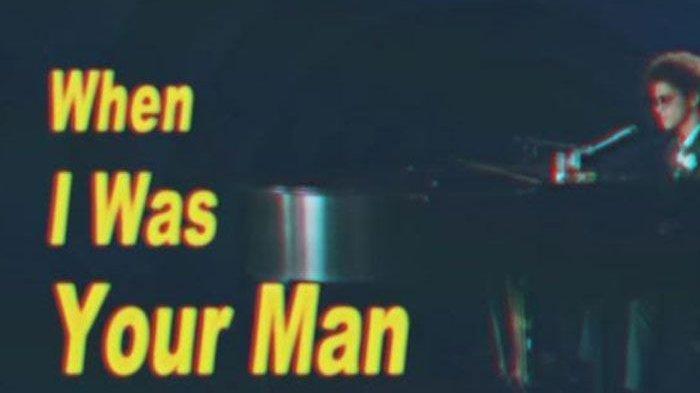 Chord Gitar dan Lirik Lagu When I Was Your Man dari Bruno Mars, Balada Penyesalan Seorang Pria
