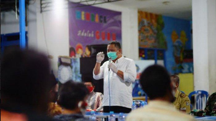 Gambaran PPKM Mikro yang Akan Diterapkan Hari Ini, Pemkot Surabaya Bagi Kampung Berdasarkan 3 Zona