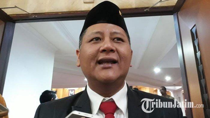 Whisnu Sakti Buana Disebut-Sebut Masih Jadi Kandidat Terkuat PemimpinPDIP Kota Surabaya2020/2025
