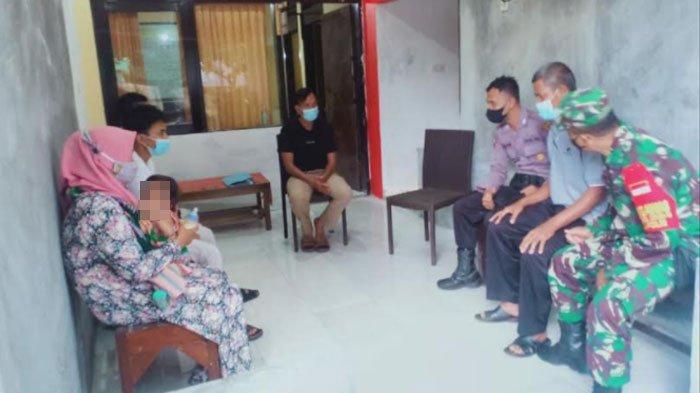 Polisi sampai Terenyuh Mendengarnya, Pengakuan Ibu Gendong Bayi Nyolong Motor Anak Kos di Mojokerto