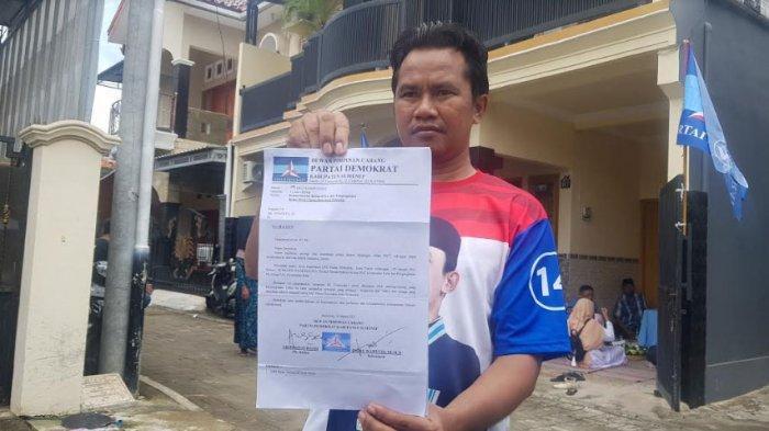 Dipecat Sebagai Ketua PAC Demokrat Kabupaten Sumenep, Winanto Angkat Bicara
