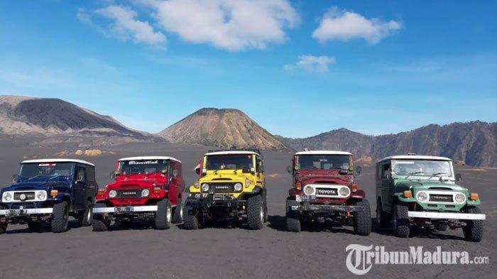 AWAS, Mulai 24 Januari hingga 24 Februari, Semua Kendaraan Dilarang Melintas di Kawasan Gunung Bromo