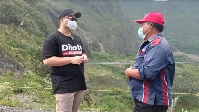 Wisata Gunung Kelud di Kabupaten Kediri Resmi Dibuka Kembali dengan Protokol Kesehatan Ketat