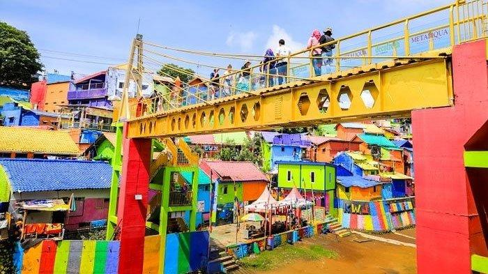 Wisata Kampung Warna Warni Jodipan Siap Dibuka Kembali, Tunggu Kota Malang Masuk PPKM Level 2