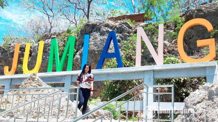 Tempat Wisata Pantai Jumiang di Pamekasan Sudah Tutup Sejak Empat Hari Lalu Akibat Virus Corona