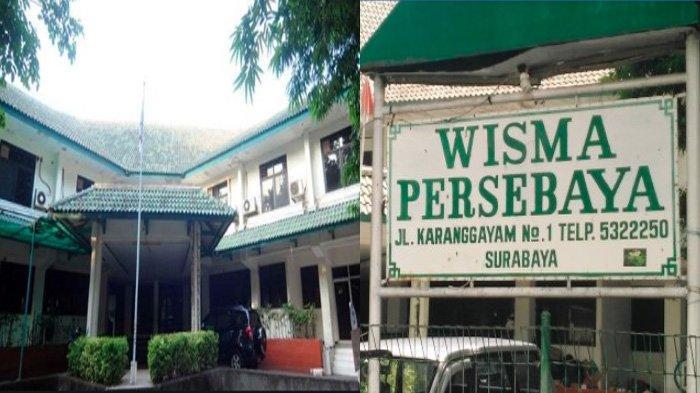 BREAKING NEWS - Kasus Sengketa Wisma Persebaya, Eksepsi Pemkot Surabaya Ditolak Hakim PN Surabaya
