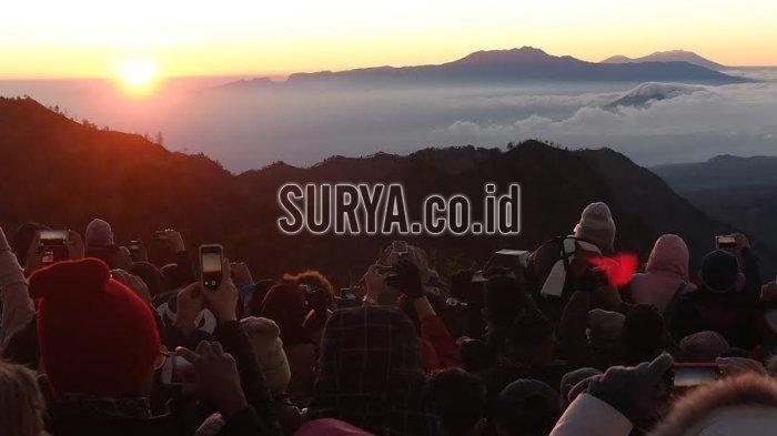 Masuk Destinasi Bali Baru, Tahun 2019 Jatim Andalkan Bromo Tengger Semeru Tarik Wisatawan