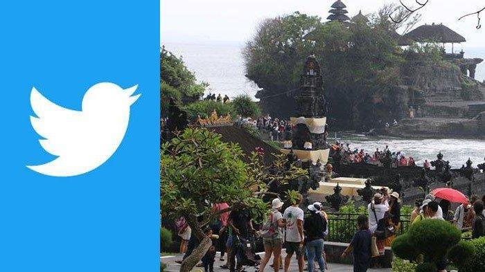 VIRAL WNA Kriten Gray Ajak Turis Asing Pindah ke Bali saat Pandemi, Kemenkumham Lacak Keberadaannya