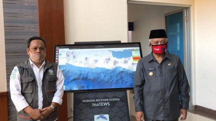 Kabupaten Malang Punya Alat Deteksi Gempa Bumi Terbanyak di Jatim, Salah Satunya di Kantor Bupati