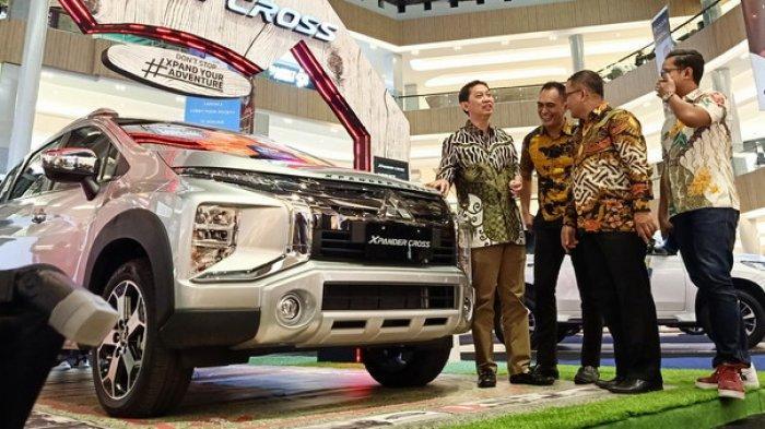 Xpander Cross Tampil di Mitsubishi Motors Auto Show Surabaya, Ini Harga Terbaru Bulan Januari 2020