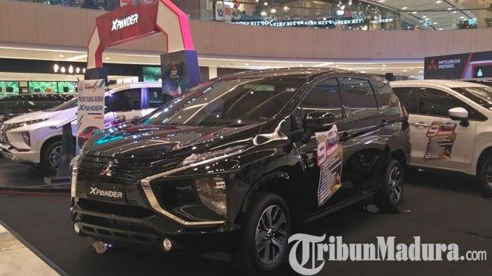 Harga Xpander dan Pajero Sport di Pameran Akhir Tahun Mitsubishi Motors Tunjungan Plaza 6 Surabaya