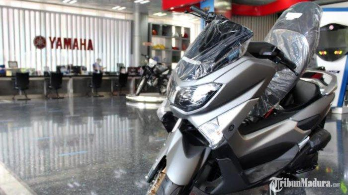 Promo Super Dahsyat Yamaha Jatim November 2020, Beli Yamaha Nmax ABS 2020 Bisa Hemat Rp 4 Jutaan