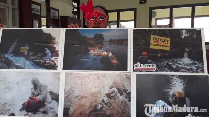 Yayasan Ecoton Resmi Gugat Pemerintah Pusat Terkait Matinya Ikan di Sungai Brantas