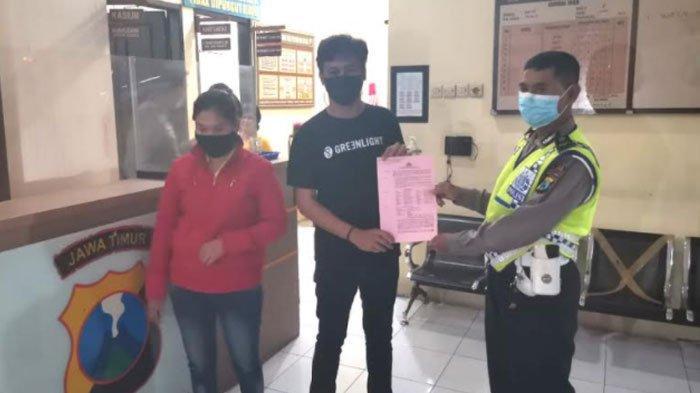 Pria dan Wanita Pengedar Uang Palsu di Antar Kota Ditangkap Polisi, Menyasar Toko Kecil Edarkan Upal