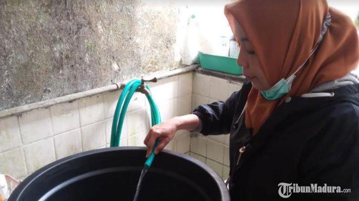 Penyebab Debit Air PDAM Kota Malang Mengecil, Ada Gangguan Suplai, Warga Diimbau Segera Tampung Air