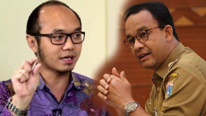 Banjir DKI, Yunarto Wijaya Tanggapi #AniesGaBisaKerja: Dari Dulu Jg Pada Tau Dia Gak Bisa Kerja Kok