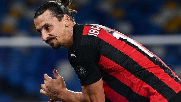 Bayaran Mahal untuk Kemenangan AC Milan Vs Juventus, Ibrahimovic Alami Cedera dan Terpaksa Menepi