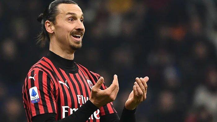 AC Milan Resmi Perpanjang Kontrak Ibrahimovic, Sebut Bakal Senang Jika Bisa Seumur Hidup