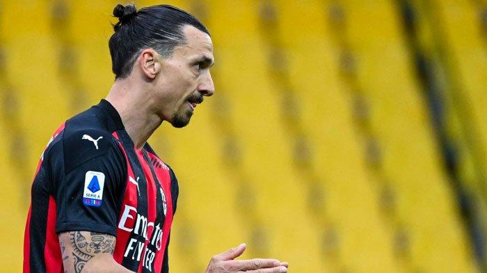 Ibrahimovic Terancam Sanksi UEFA, Padahal Baru Perpanjang Kontrak dengan AC Milan, Apa Alasannya?