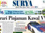 halaman-pertama-harian-surya-edisi-8-februari-2015.jpg