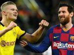striker-borussia-dortmund-erling-haaland-dan-penyerang-barcelona-lionel-messi.jpg