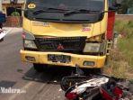 truk-dan-motor-yang-terlibat-kecelakaan-di-jalan-romli-tamim-peterongan-jombang.jpg