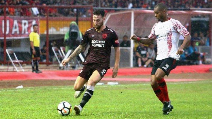 Laga Terakhir Liga 1 2019: PSM Makassar Tanpa Amido Balde Lawan Persib Bandung, Marck Klok Meragukan