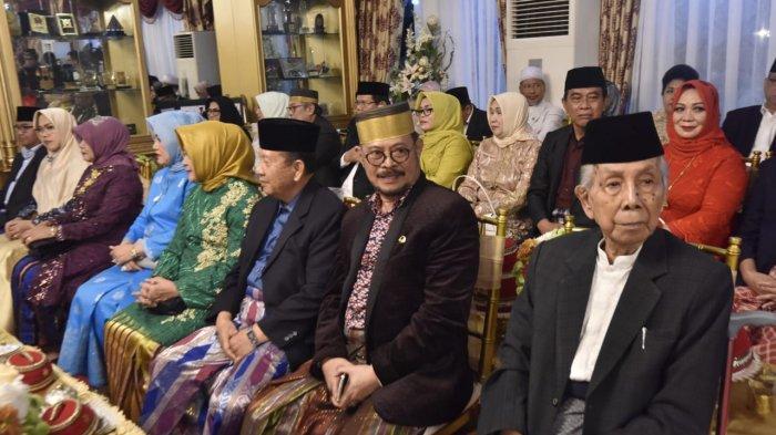 Jarang Terjadi! Acara Malam Mappacci Putra Nurdin Abdullah, Pertemukan SYL dan Amin Syam - 09012019_nurdin.jpg