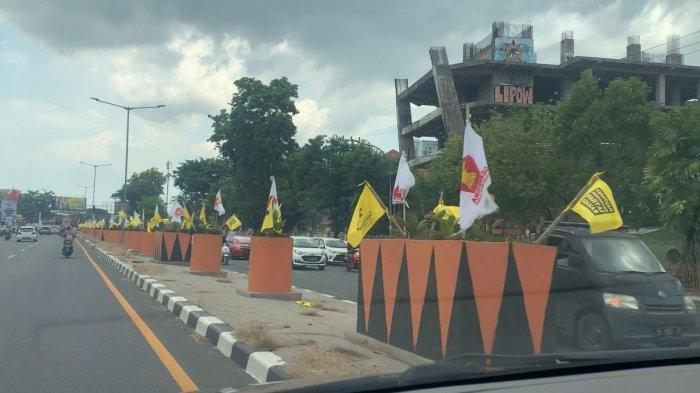 Pilpres Masih 2 Tahun, Gerindra dan Golkar Mulai Bangun Koalisi di Jalan AP Pettarani Makassar