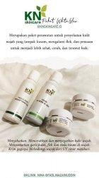 Manfaat Paket White Glow KN Skincare