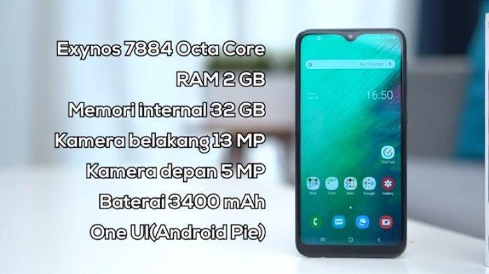 Resmi Masuk Indonesia: Ini Spesifikasi Lengkap dan Harga HP Samsung Galaxy A01