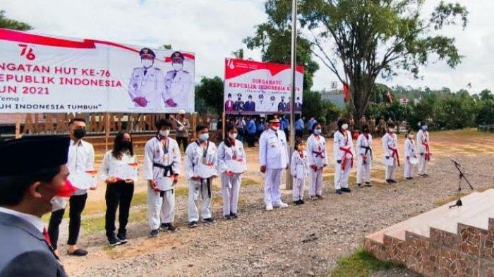HUT RI, Atlet Taekwondo Tana Toraja Raih 10 Medali di Kejuaraan Nasional