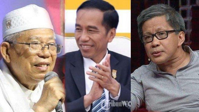 100 Hari Jokowi-Maruf Amin Kerja, Said Didu Sindir Wapres, Rocky Gerung Beri Nilai 9, Ini Alasannya?