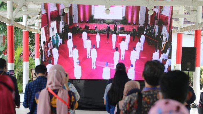 BREAKING NEWS: Sah! 11 Kepala Daerah di Sulsel Resmi Dilantik