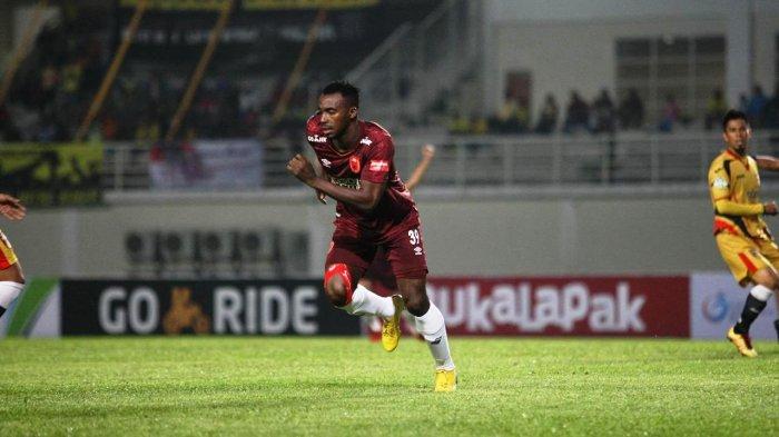 Negosiasi Guy Junior Alot dengan Manajemen PSM Makassar, Benarkah akan Pindah ke Persija Jakarta?