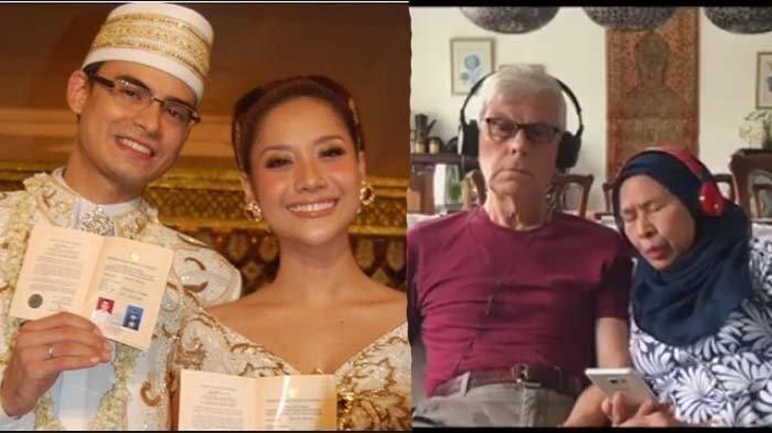 Lagu '12 Tahun Terindah' BCL Bikin Mertua hingga Adik Ashraf Sinclair Nangis Pilu, ini Liriknya