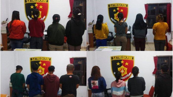 16 Karyawan Sejahtera Mart Tana Toraja Terancam 4 Tahun Penjara