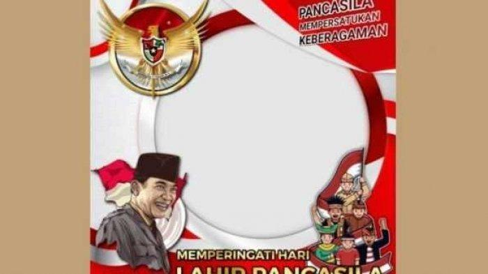 20 Link Bingkai Foto TwibbonHari Lahir Pancasila 2021, Lengkap dengan Cara Membuatnya